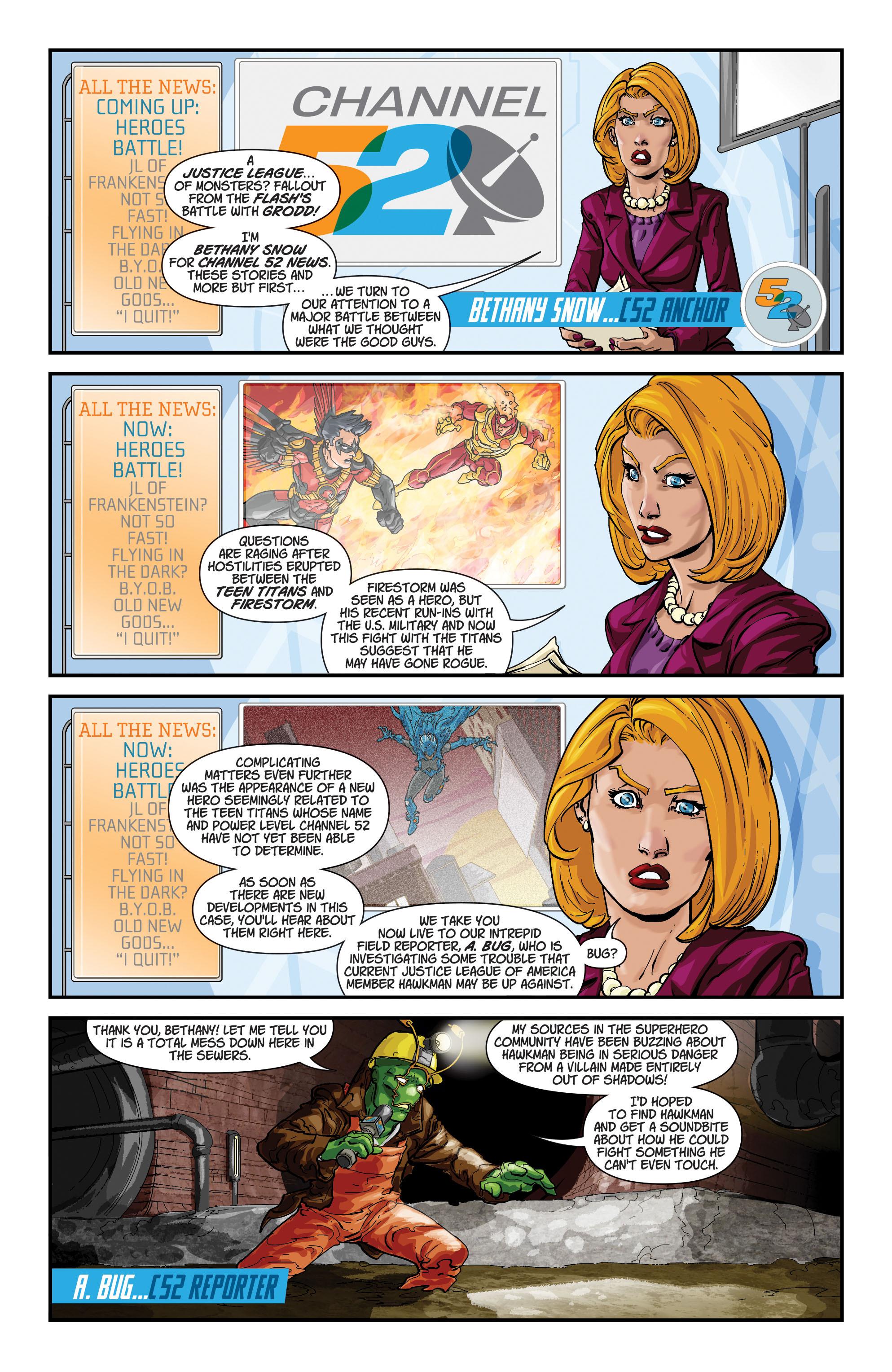 Read online Aquaman (2011) comic -  Issue #17 - 21