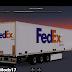 TZ Schmitz Trailer FedEx Skin
