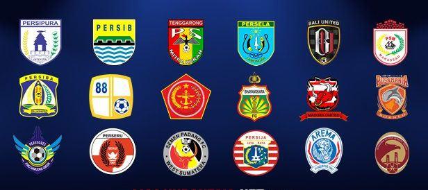 Daftar 18 Tim Peserta Liga 1 2017