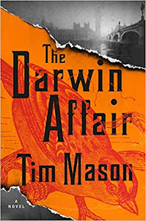 Book Review: The Darwin Affair, by Tim Mason