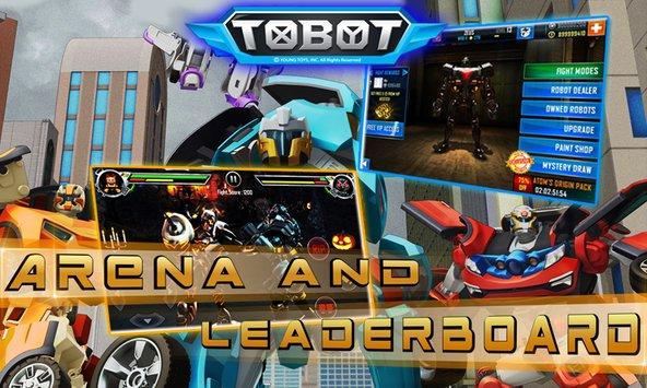 Tobot Robot Athlon Battle Apk Jagad Id
