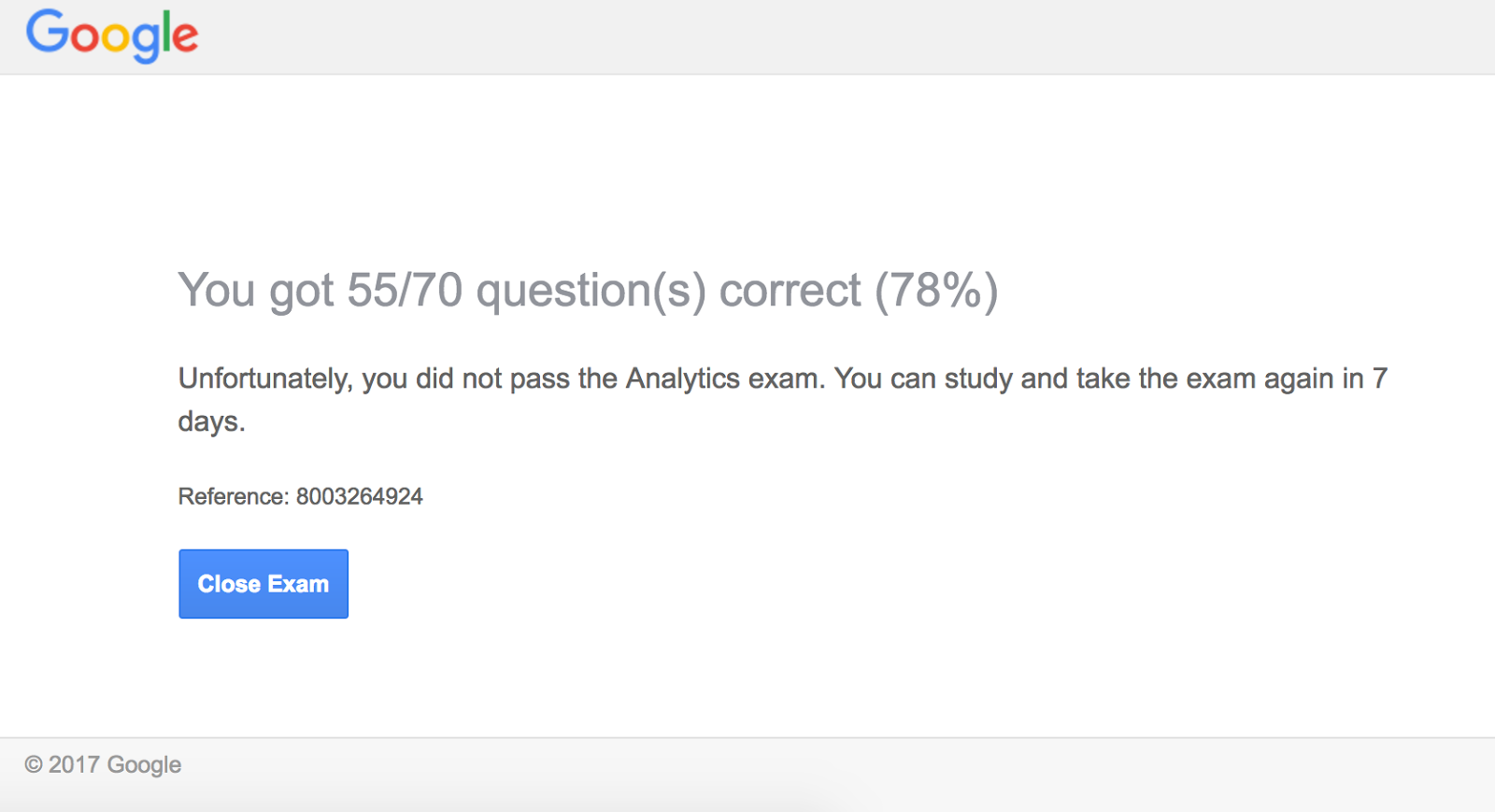 Free google analytics certification this is how to get it to further support you in getting the google analytics free certification this post details my study notes 1betcityfo Image collections