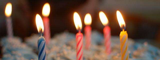 Formas de celebrar un cumpleaños infantil