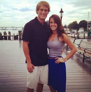 Kirk Cousins's wife Julie Hampton instagram