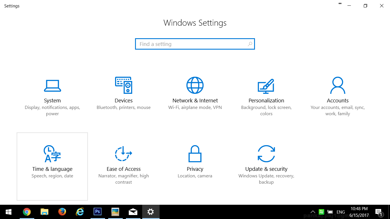 How To Instal RAAVI Font in Windows 10 ~ Knowledge Bite