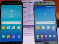 Spesifikasi dan Harga Samsung Galaxy J7 Pro dan Galaxy J5 Pro