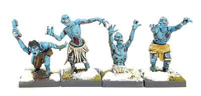 Zombies for Frostgrave