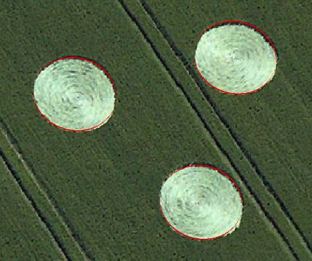 Crop Circles: UFO's or pranksters?