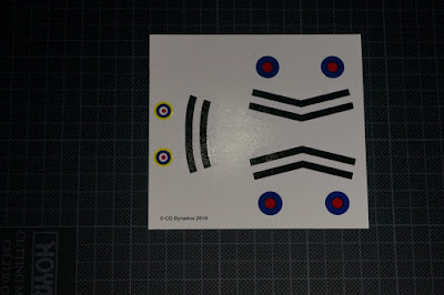 Decals for British Horsa picture 9