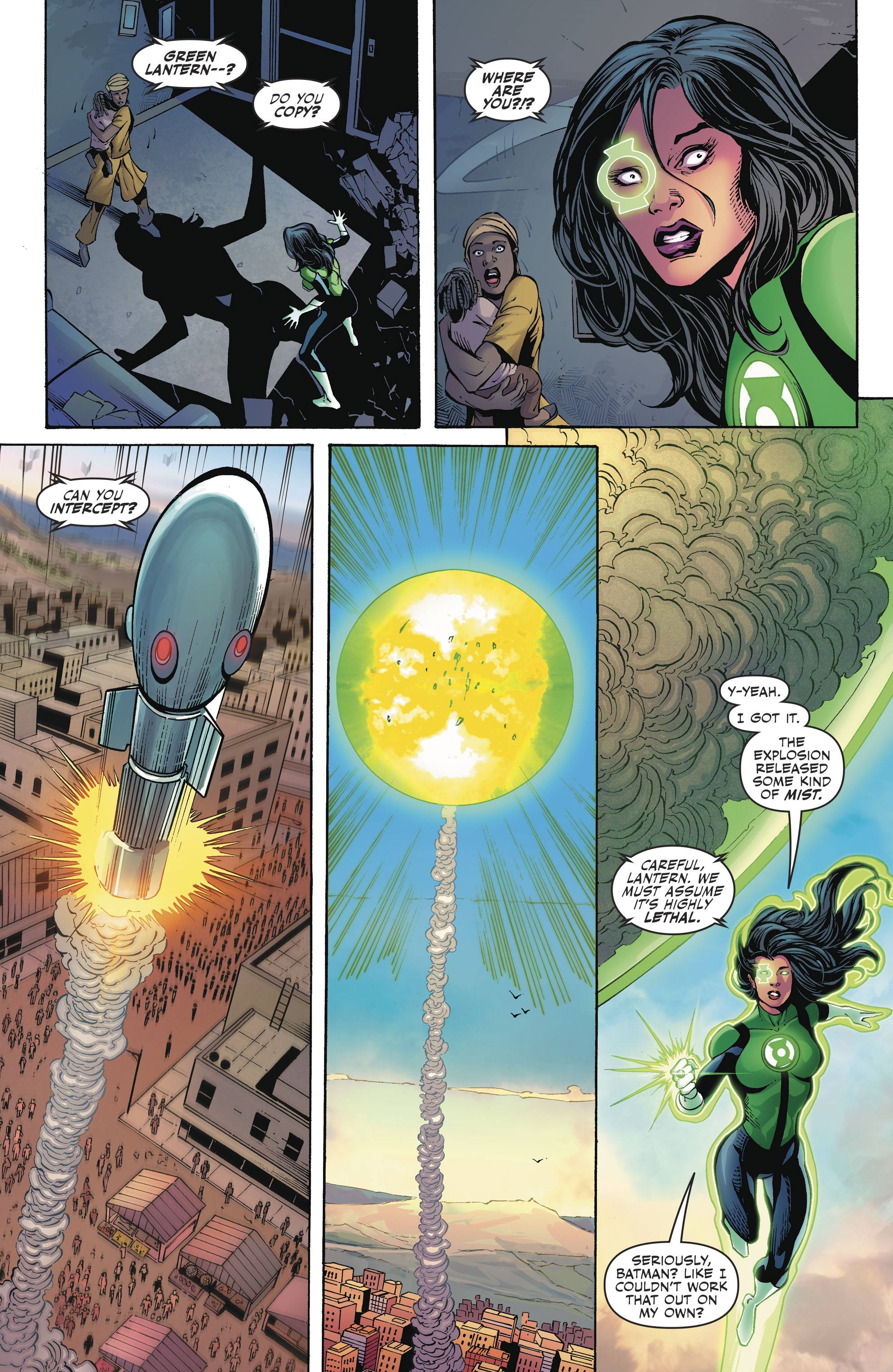 Read online Justice League (2016) comic -  Issue #23 - 9