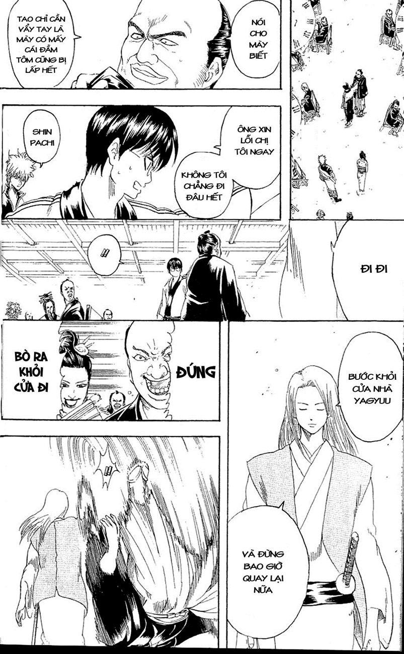 Gintama Chap 236 page 18 - Truyentranhaz.net