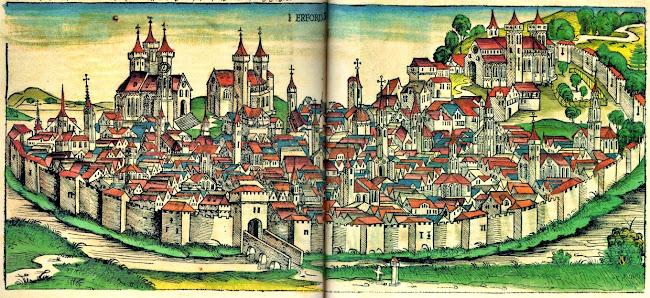 Michael Wolgemut - Erfurt (c.1493)