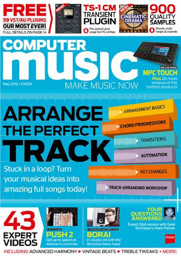 Download Computer Music Magazine May 2016 PDF