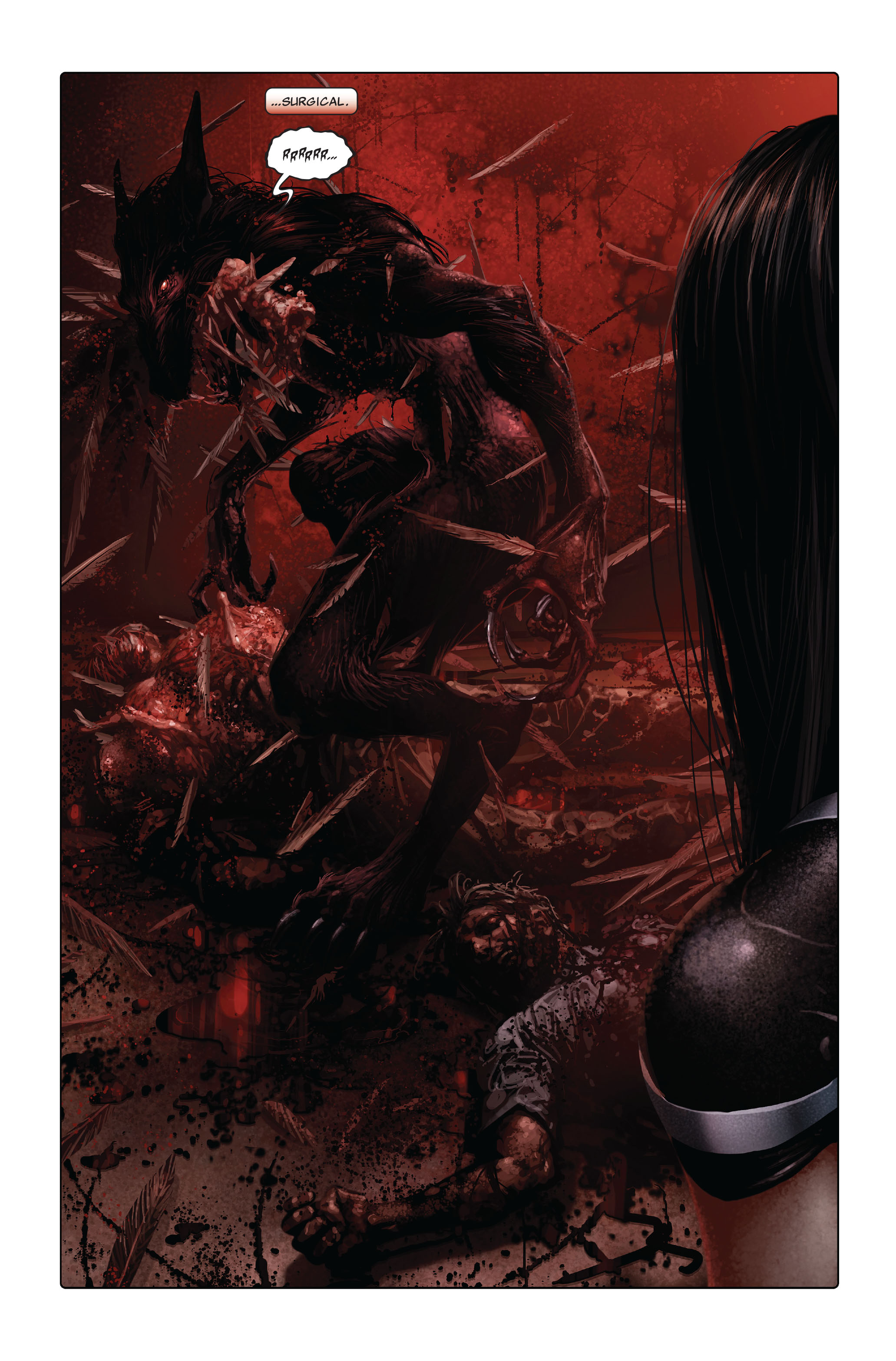 Read online X-Force (2008) comic -  Issue #4 - 9