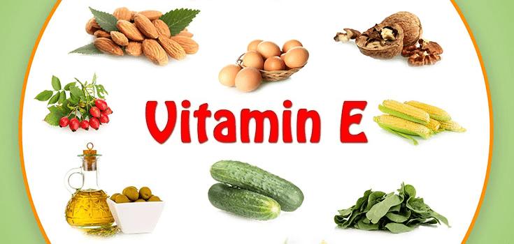 vitamin E untuk kesuburan