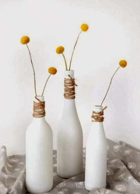 Aneka Kerajinan Tangan Dari Botol Bekas 1