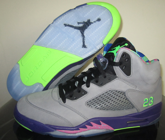 finest selection 17d66 1e231 new style air jordan 5 retro fresh prince nike fc7ba 48846
