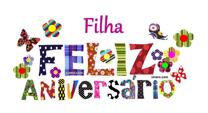 Mensagem De Aniversario Para Filha: Mensagem De Aniversário Para