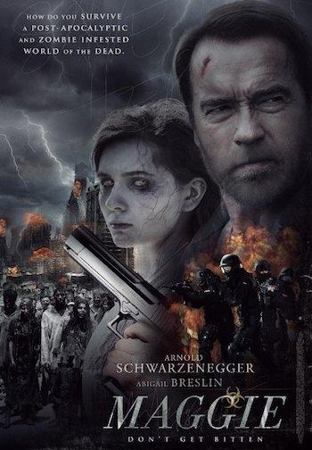 Maggie 2015 Dual Audio Hindi Movie Download