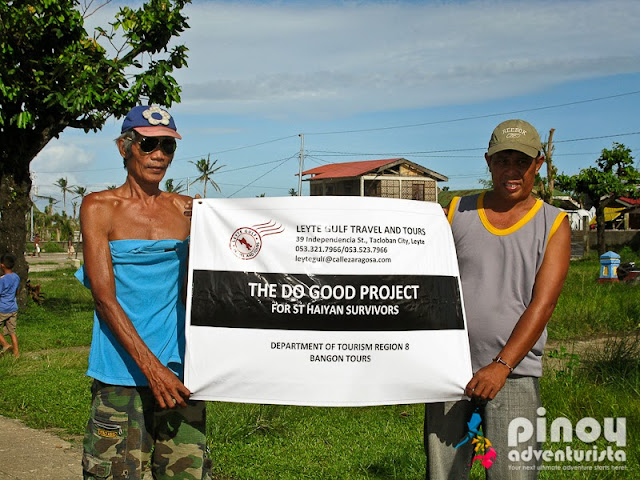 Leyte Post Haiyan Yolanda Voluntourism