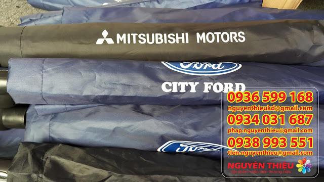 Nhận sản xuất ô dù cầm tay in logo, sản xuất ô dù cầm tay giá rẻ