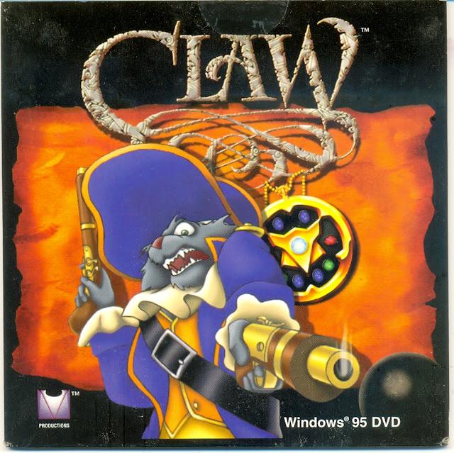 تحميل لعبة كابتن كلاو القديمة Captain Claw كاملة للكمبيوتر والموبايل الاندرويد برابط مباشر ميديا فاير مضغوطة
