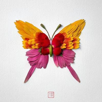 Raku Inoue- Motyl