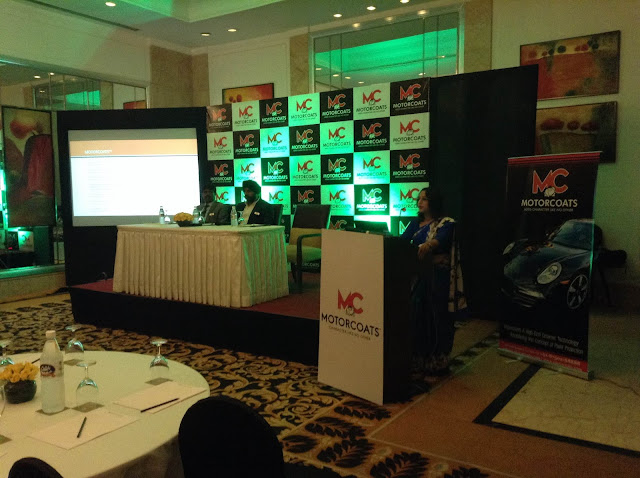 MOTORCOATS INDIA PLANS INVESTMENT OF 85 CRORES IN THE NEXT 24 MONTHS