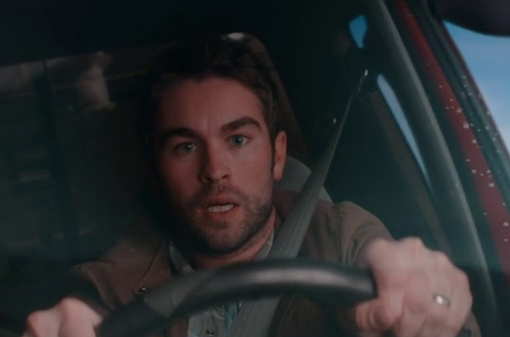 Chace Crawford en Blood and Oil