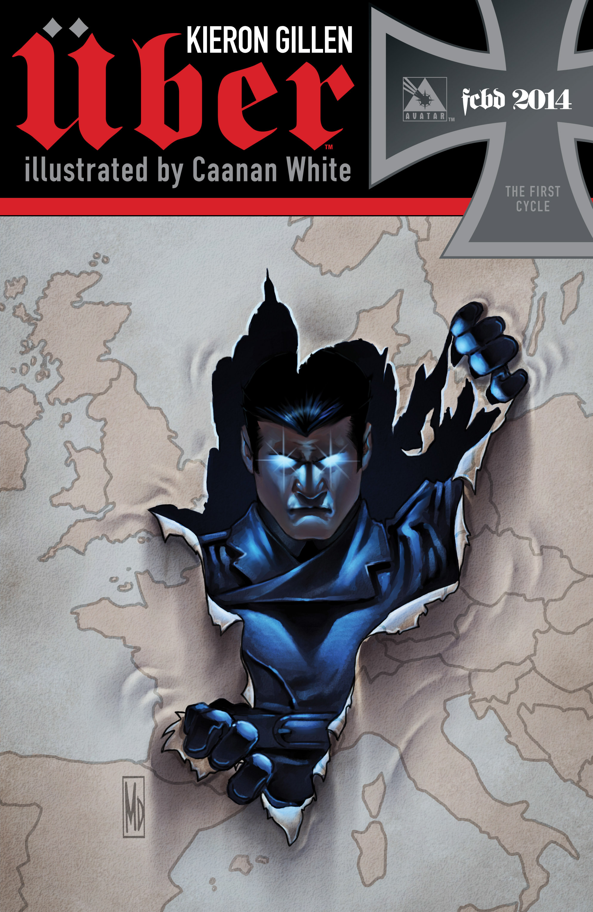 Read online Uber comic -  Issue # _FCBD - The First Cycle - 1