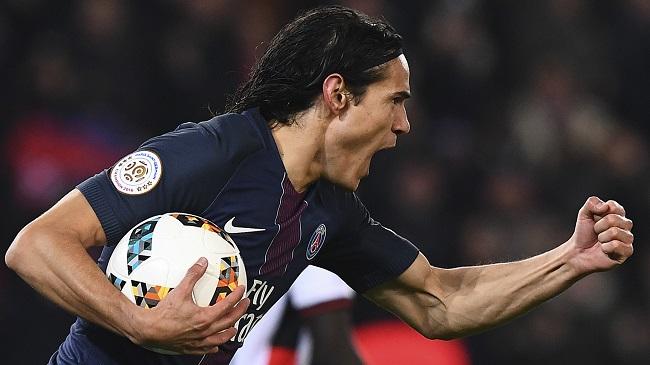cuplikan gol paris saint germain vs nice 3-0