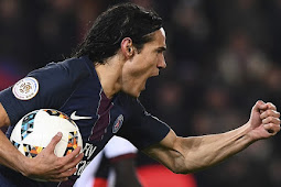 Cuplikan Gol Paris Saint Germain vs Nice 3-0