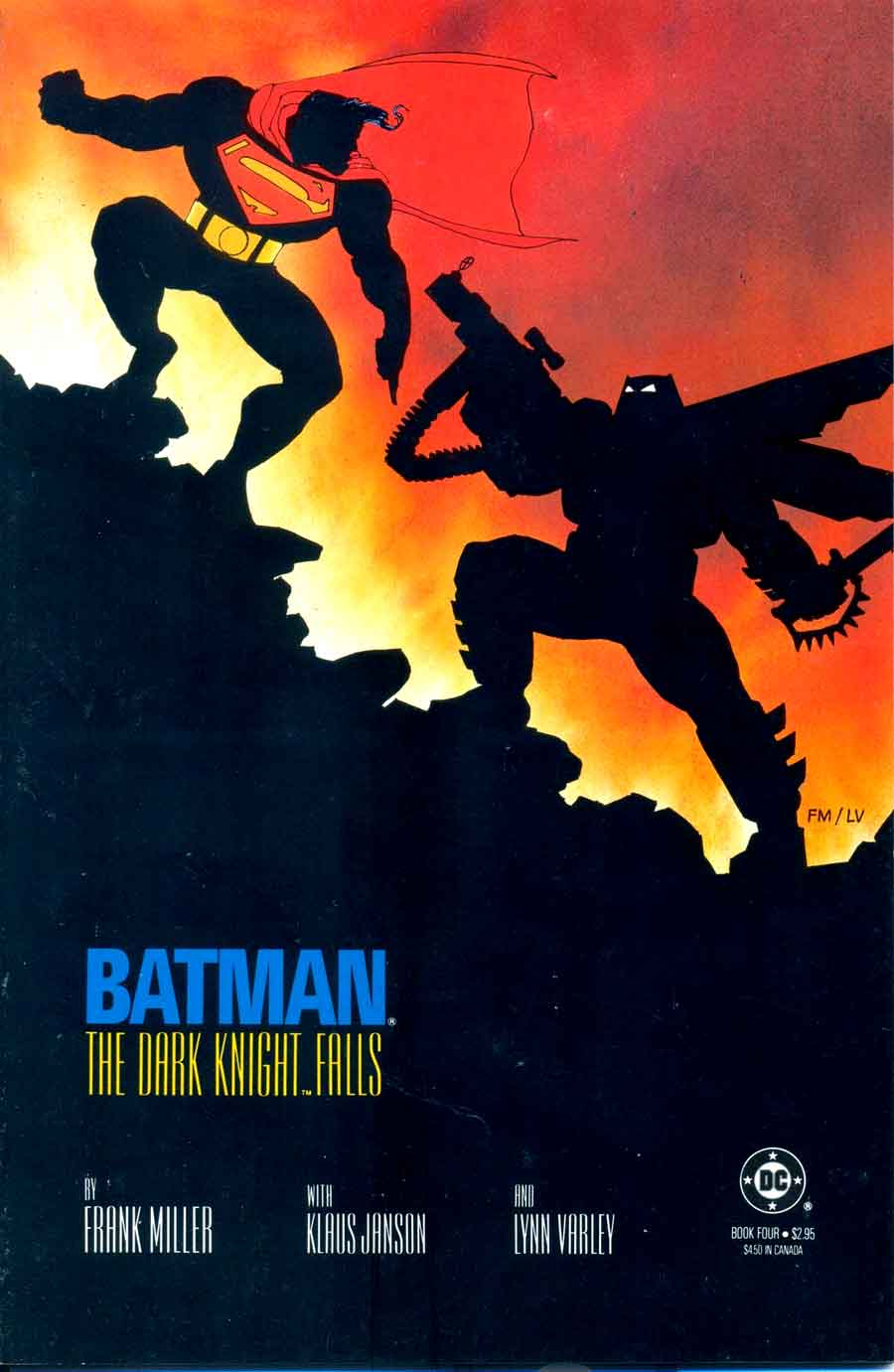 batman the dark knight 4 frank miller art amp cover
