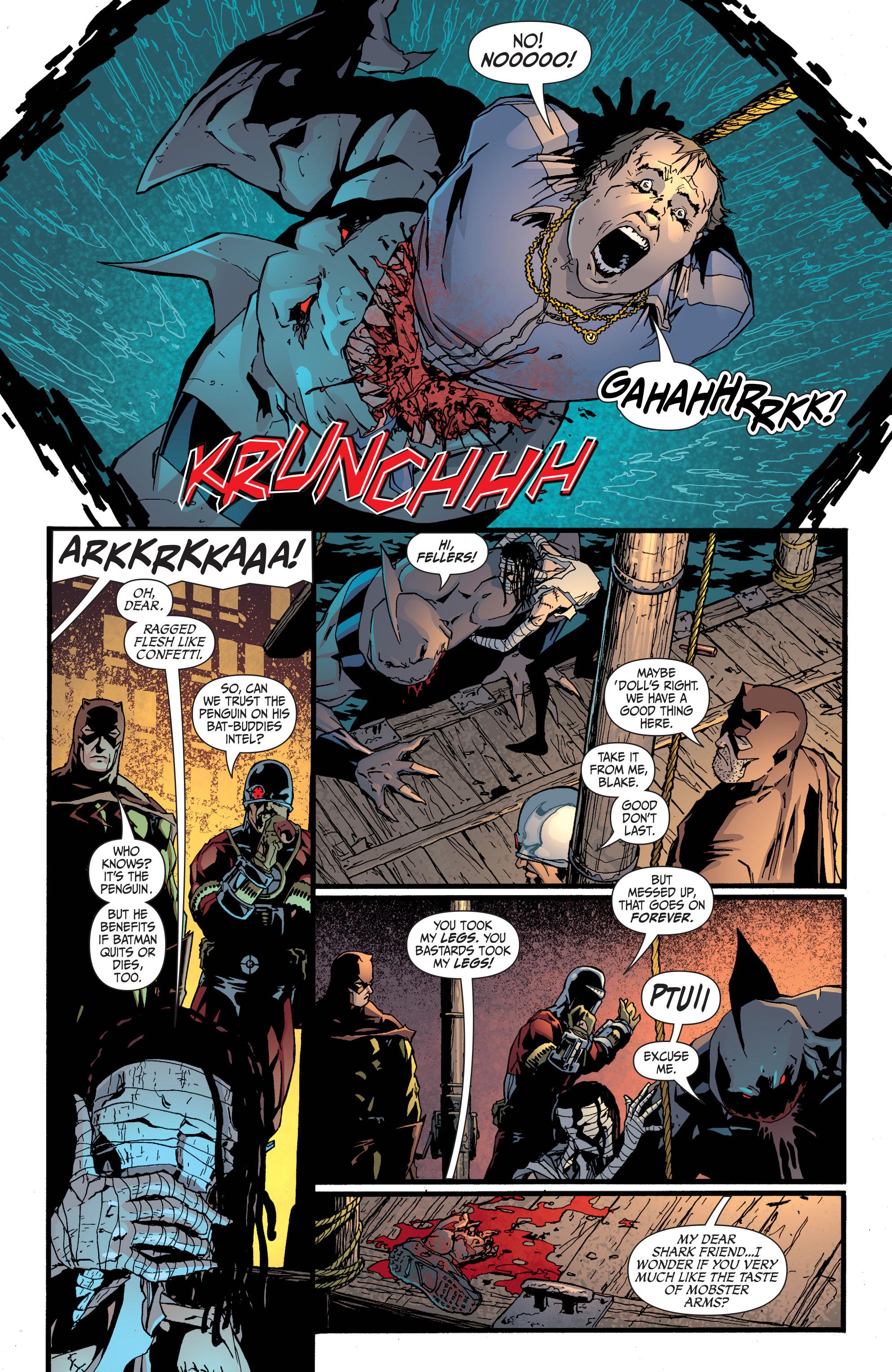 Read online Secret Six (2008) comic -  Issue #36 - 7