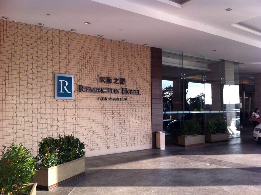 Remington Hotel Manila