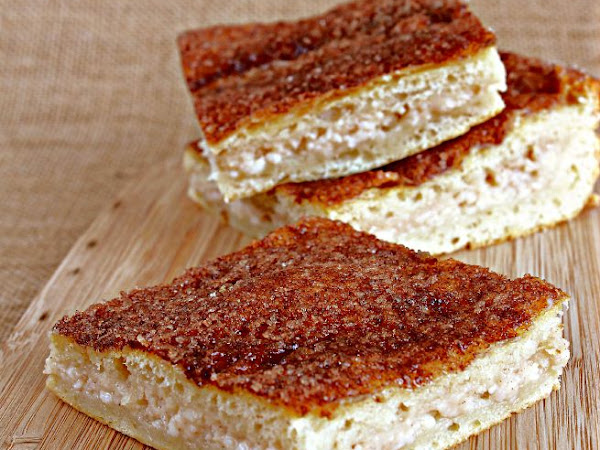 Best Ever Sopapilla Cheesecake
