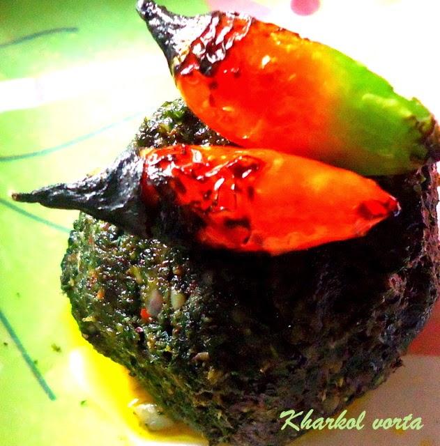 Kharkol varta a tribal recipe kharkolghatkol pata bata tribal recipe forumfinder Images
