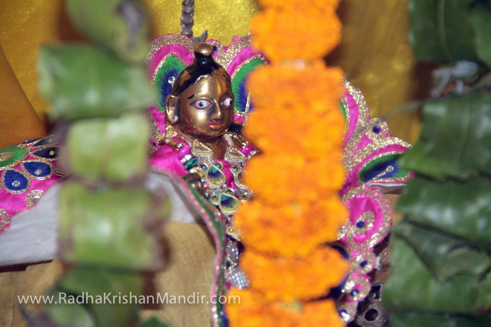 radha krishna lord