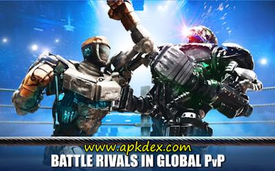 Real Steel World Robot Boxing Mod Apk Data Obb