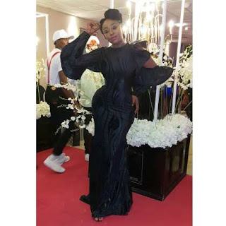 Wrong Surgery: Ini Edo's New Waist Causes Stir Among Her Followers On Instagram