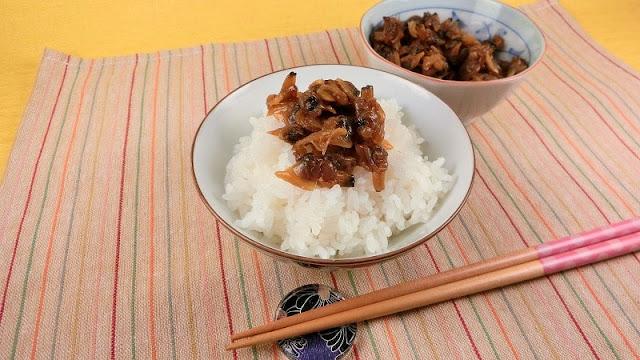 あさりの佃煮(しぐれ煮)の作り方