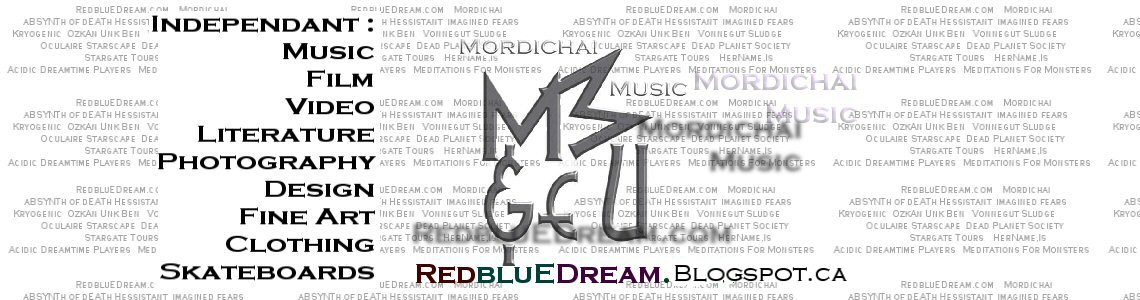 Mordichai Music (& everything) UniVerse Official Blog