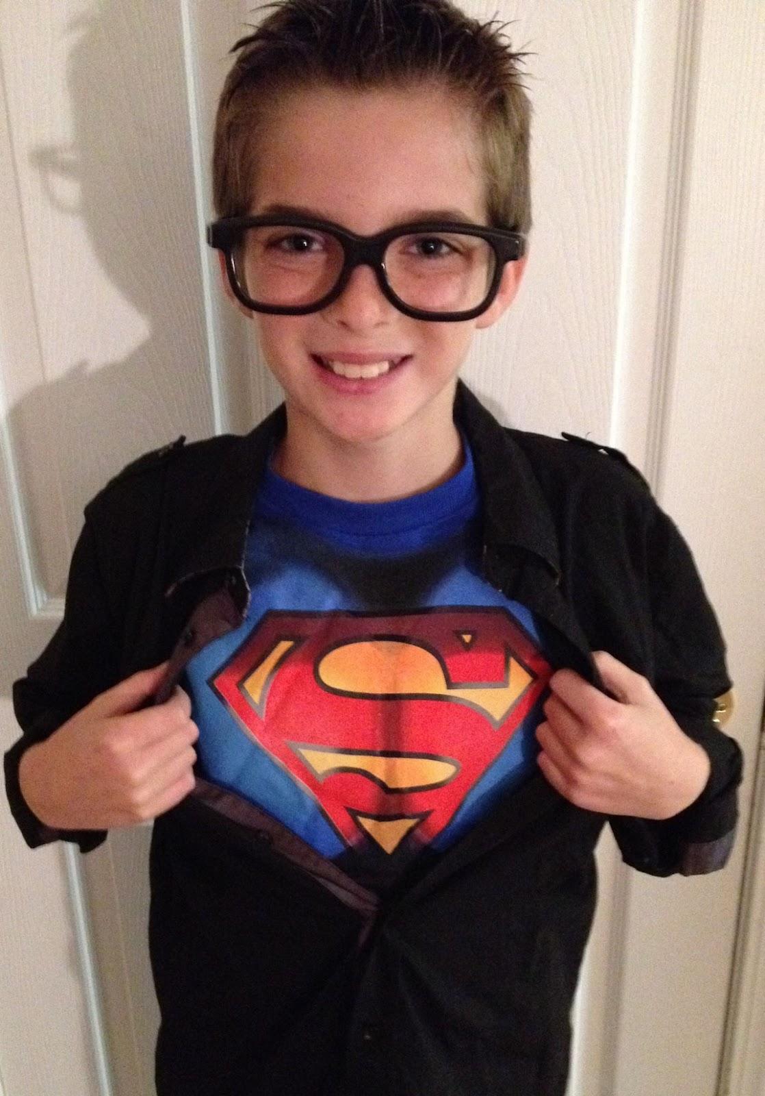 superman halloween costume costumes idea  sc 1 st  Costume Crafty & Costume Crafty: How to make a Superman Halloween costume