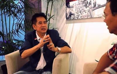 Sys NS sang aktor - Sutradara dan Pendiri partai telah Berpulang