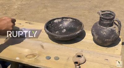 ΑΝΑΚΑΛΥΨΗ ΜΕΓΑΤΟΝΩΝ: Οι Ρώσοι ανακάλυψαν αρχαίο Ελληνικό φρούριο άγνωστο 2.000 ετών στην Κριμαία! (ΦΩΤΟ & ΒΙΝΤΕΟ)