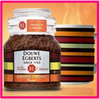 Douwe Egberts Caramel Coffee