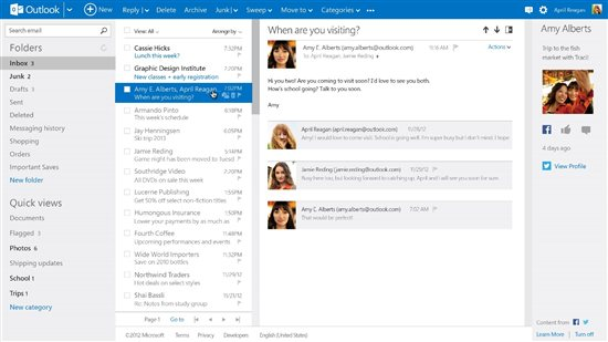 Hotmail Outlook.com gradually replacing