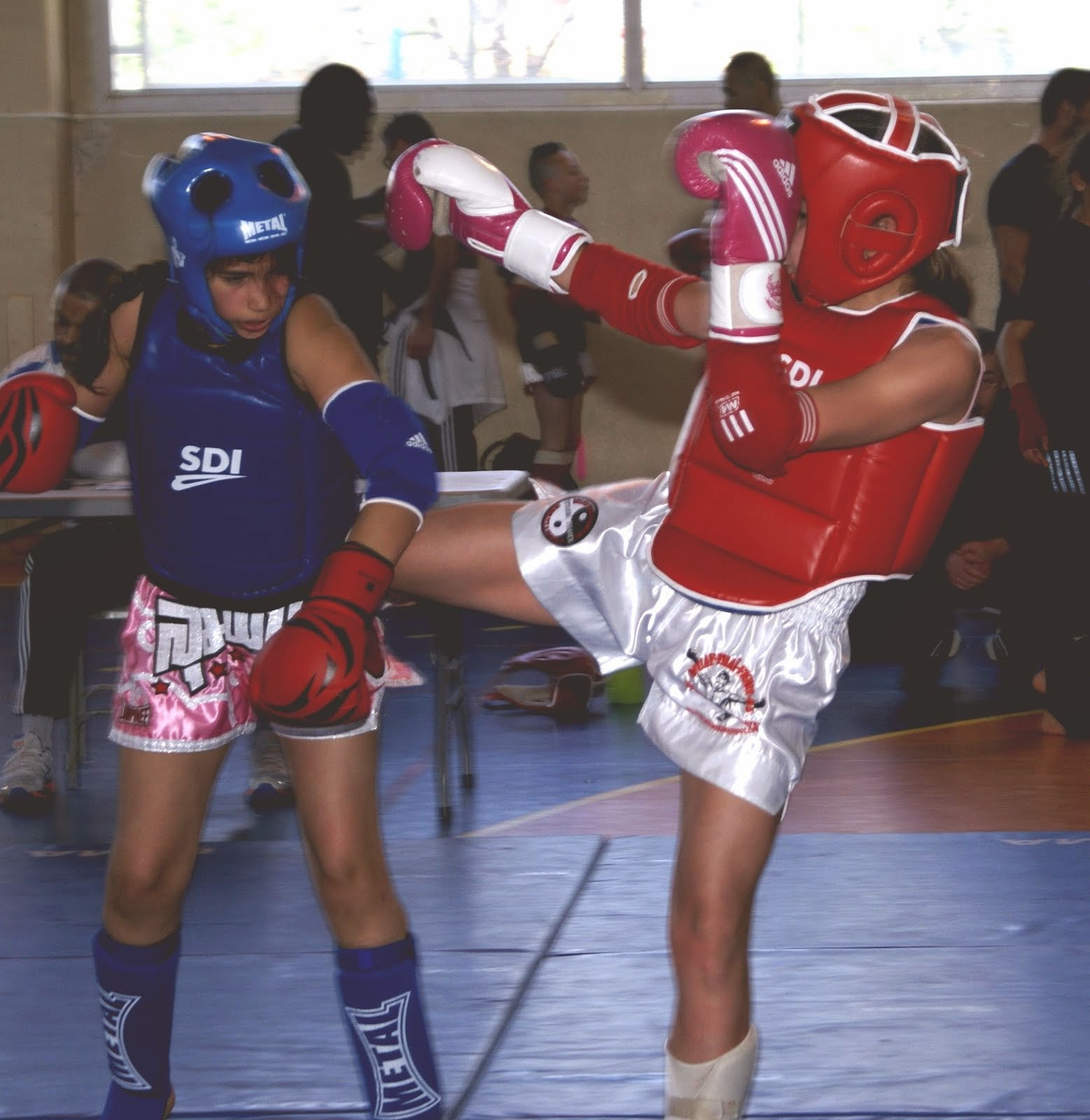 CHAMPIONNAT NATIONAL ASSAUT 2014 BONNEUIL 94