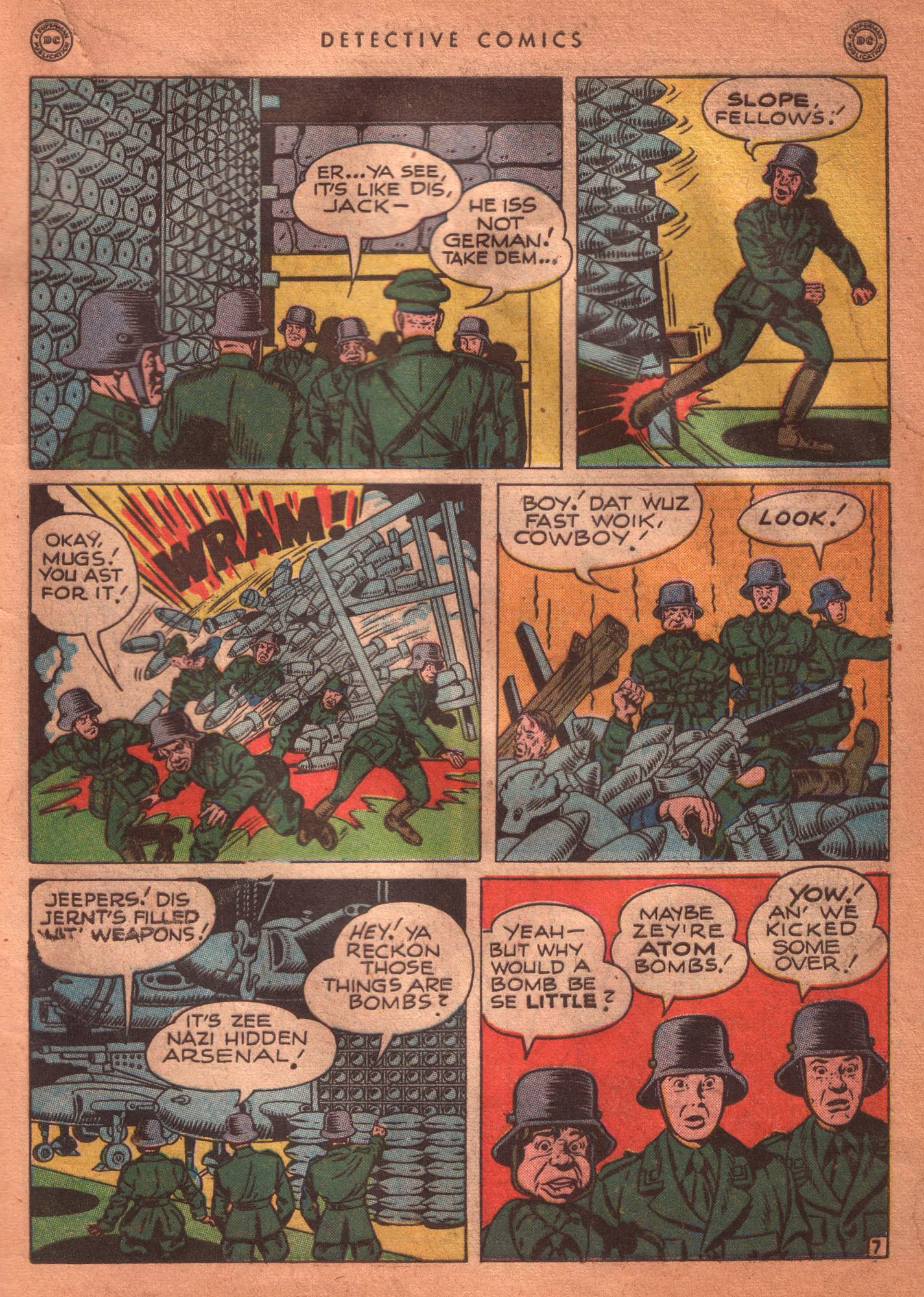 Read online Detective Comics (1937) comic -  Issue #125 - 43