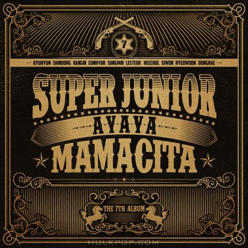 Super Junior – The 7th Album `MAMACITA` (FLAC + ITUNES PLUS AAC M4A)